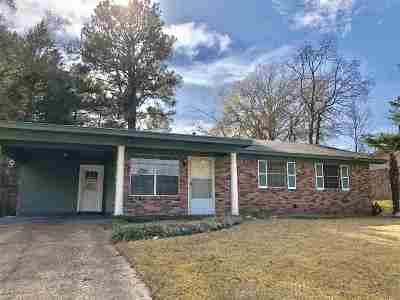 Pearl Single Family Home Contingent/Pending: 2455 Upper Dr