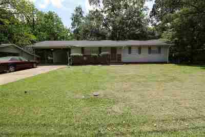 Jackson Single Family Home For Sale: 253 S Canton Club Cir