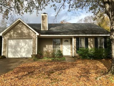 Ridgeland Single Family Home For Sale: 326 Planters Grove
