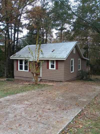 Florence, Richland Single Family Home For Sale: 310 E Dewey Camp Rd