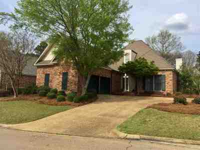 Ridgeland MS Single Family Home For Sale: $379,500