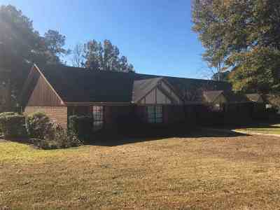 Jackson Single Family Home For Sale: 5125 Rivermont Dr