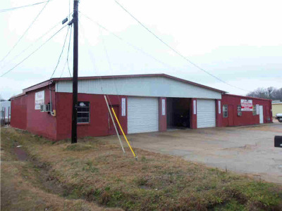 Carthage MS Commercial For Sale: $175,000