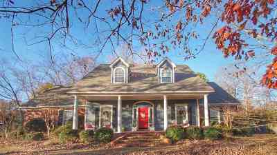 Rankin County Single Family Home For Sale: 408 North Lake Dr
