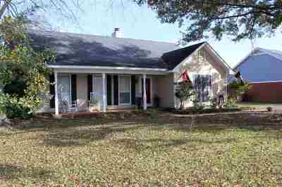 Flowood Single Family Home Contingent/Pending: 3013 Bay Bridge Dr