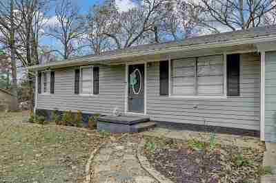 Pearl Single Family Home Contingent/Pending: 208 Jeffries Dr