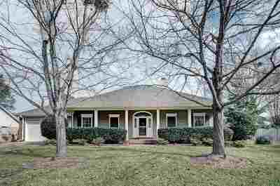 Madison Single Family Home For Sale: 204 Azalea Cir