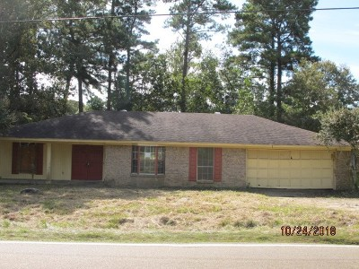 Hinds County Single Family Home Contingent/Pending: 3381 Forest Hill Rd
