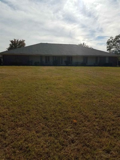 Hinds County Single Family Home For Sale: 5801 Kennebrew Rd
