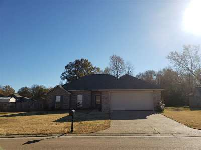 Hinds County Single Family Home For Sale: 4245 Summerton Dr
