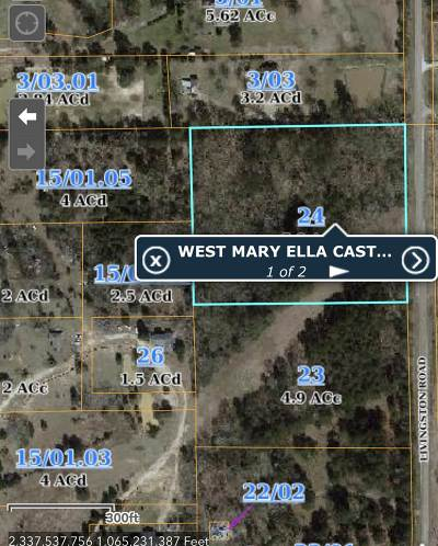 Ridgeland Residential Lots & Land For Sale: Livingston Rd