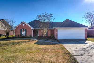 Brandon Single Family Home For Sale: 154 Holmar Dr