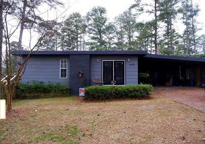 Florence, Richland Single Family Home For Sale: 400 W Dewey Camp Rd