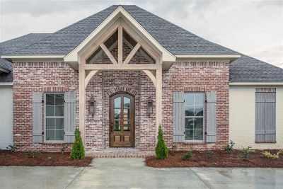 Rankin County Single Family Home For Sale: 504 Forest Glen Lane