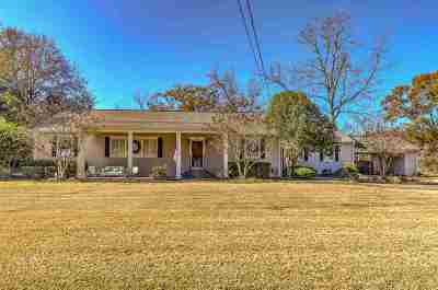 Hinds County Single Family Home For Sale: 408 Bolton Brownsville Rd