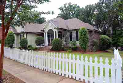 Hinds County Single Family Home For Sale: 109 Heights Dr