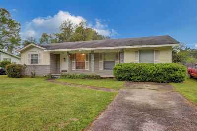 Mendenhall Single Family Home For Sale: 828 Mamie Dr