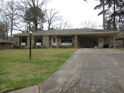 Pearl Single Family Home Contingent/Pending: 2368 Napoleon Ave