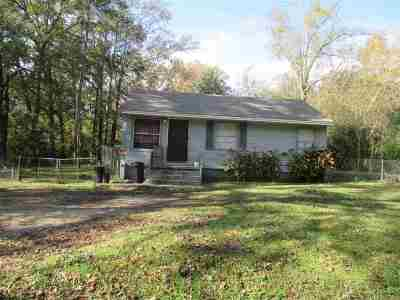 Jackson Single Family Home For Sale: 3559 Hines St