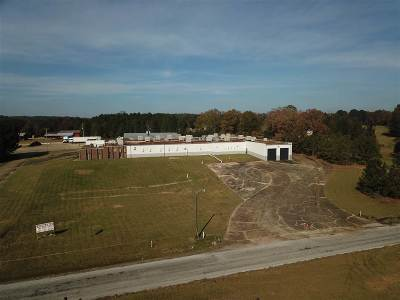 Leake County Commercial For Sale: 1976 E Franklin St