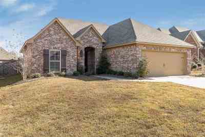 Brandon Single Family Home Contingent/Pending: 219 Stonebridge Blvd
