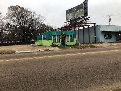 Hinds County Commercial For Sale: 3224 W Capitol St