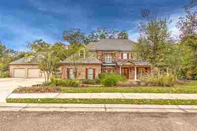 Hinds County Single Family Home For Sale: 132 Dunleith Way