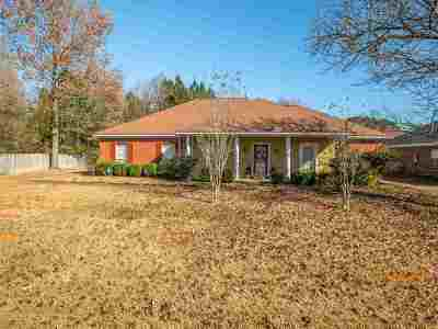 Byram Single Family Home For Sale: 802 Meadow Way Cv
