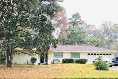 Hinds County Single Family Home For Sale: 662 Newland St