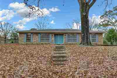 Hinds County Single Family Home For Sale: 508 Hollyberry Dr