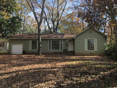 Hinds County Single Family Home For Sale: 4636 Casablanca Dr