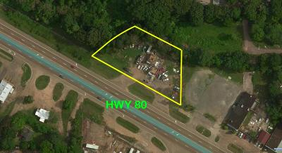 Hinds County Commercial For Sale: 4746 W Hwy 80
