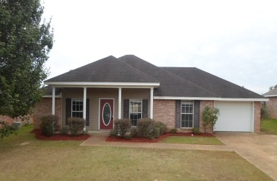 Hinds County Single Family Home For Sale: 4239 Gunar Dr