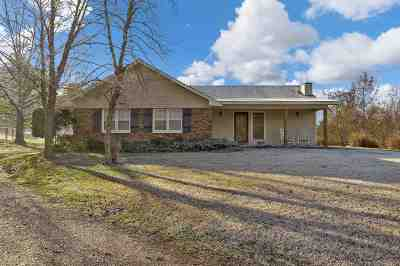 Hinds County Single Family Home For Sale: 2059 Dulaney Rd