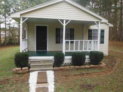 Single Family Home For Sale: 65 Crowder Creek Rd