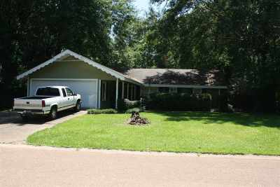 Hinds County Single Family Home Contingent/Pending: 217 Melrose Dr