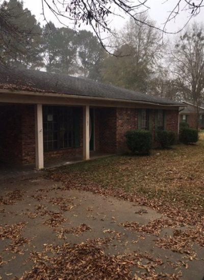 Leake County Single Family Home For Sale: 1107 Pinehill Dr