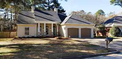 Ridgeland Single Family Home Contingent/Pending: 421 Autumn Creek Dr