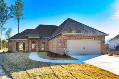 Madison MS Single Family Home For Sale: $259,576