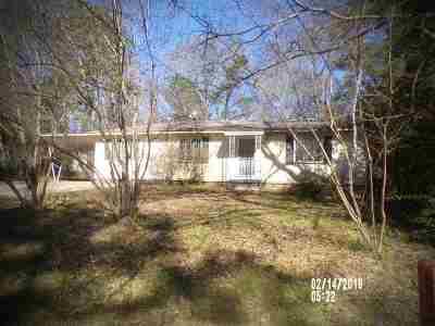 Jackson Single Family Home For Sale: 138 Santa Clair Dr