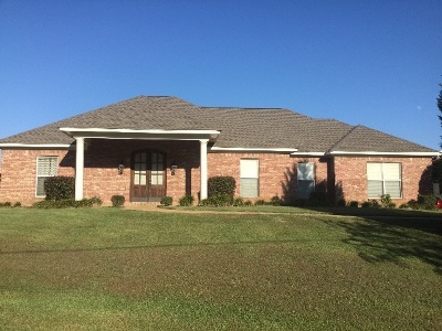Hinds County Single Family Home Contingent/Pending: 1388 Lancelot Ln