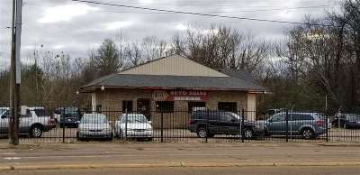 Hinds County Commercial For Sale: 425 Monument St