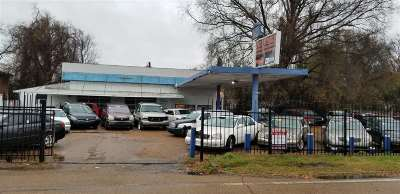 Hinds County Commercial For Sale: 1688 Highway 80 West