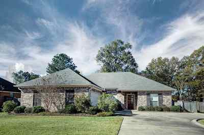 Madison MS Single Family Home For Sale: $199,900