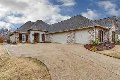 Flowood Single Family Home Contingent/Pending: 400 Grace Circle