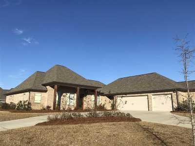 Lake Caroline Single Family Home For Sale: 101 Lake Vista Ct