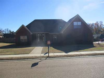 Clinton Single Family Home For Sale: 123 Marion Dr