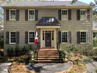 Jackson Single Family Home For Sale: 1704 Howard St