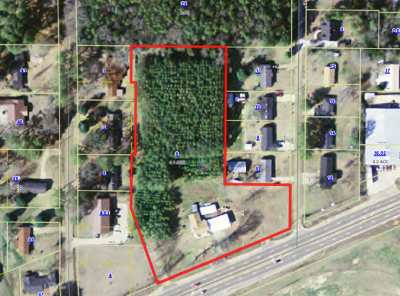 Leake County Commercial For Sale: 704 Hwy 16 West