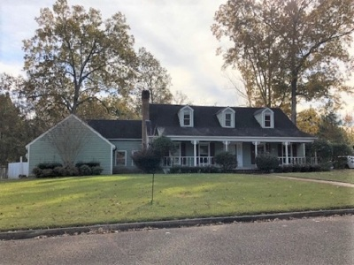 Byram Single Family Home For Sale: 145 Blackmon Rd
